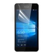 For Microsoft Lumia 650 / Dual SIM Ultra Clear LCD Screen Protector Film