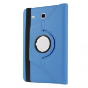 Rotary Stand Leather Flip Cover for Samsung Galaxy Tab A 7.0 T280 T285 - Baby Blue