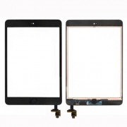 Touch Screen Digitizer Assembly Replacement Parts for iPad Mini 3 - Black