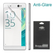 Matte Anti-glare Screen Film Cover for Sony Xperia XA Ultra (Black Package)