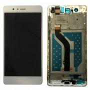 Γνήσια Οθόνη LCD και Μηχανισμός Αφής Digitiger για Huawei P9 Lite - Λευκό