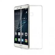 Θήκη Σιλικόνης TPU Γυαλιστερή  για Huawei P9 Lite - Διάφανο