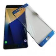 FEMA 3D Curved Σκληρυμένο Γυαλί (Tempered Glass) Προστασίας Οθόνης Πλήρης Κάλυψης για Samsung Galaxy Note7 - Γαλάζιο