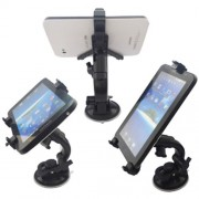 Multi-Direction Car Mount Stand Cradle Suction Holder for Samsung Galaxy Tab For iPad PDA Ebook
