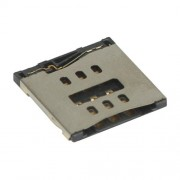SIM Card Slot Socket Holder Replacement for iPhone 5