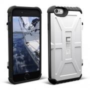 UAG Hard Trooper Card Case for iPhone 6 / 6s - White/Black