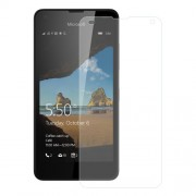 0.25mm Arc Edge Tempered Glass Screen Guard for Microsoft Lumia 550