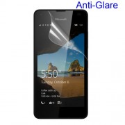 Matte Anti-glare LCD Screen Protective Film for Microsoft Lumia 550
