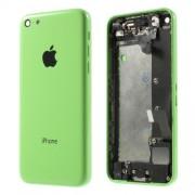 Μεταλλικό Καπάκι Μπαταρίας με Όλα τα Παρελκόμενα για iPhone 5c - Πράσινο