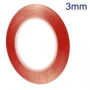 Αυτοκόλλητη Ταινία Διπλής Όψης Ανθεκτική στη Θερμότητα 3mm x 33m (OEM)