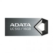 ADATA DashDrive USB 16GB UC510 - Metal Titanium