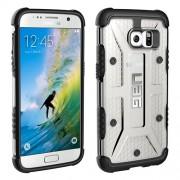 UAG Σκληρή Θήκη σε Συνδυασμό με Σιλικόνη TPU για Samsung Galaxy S7 - Λευκό του Πάγου/Μαύρο