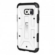 UAG Σκληρή Θήκη σε Συνδυασμό με Σιλικόνη TPU για Samsung Galaxy S7 - Λευκό/Μαύρο