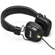Marshall Major II Δερμάτινα Ακουστικά - Μαύρο