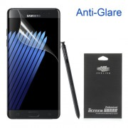 Matte Anti-glare Screen Protector Film for Samsung Galaxy Note7 SM-N930 (With Black Package)