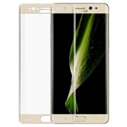 FEMA Σκληρυμένο Γυαλί (Tempered Glass) Προστασίας Οθόνης Πλήρης Κάλυψης για Samsung Galaxy Note7 - Χρυσαφί