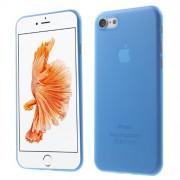 Σκληρή Θήκη Πολύ Λεπτή 0,3mm Ηιμιδιάφανη για iPhone 7 / 8 - Μπλε