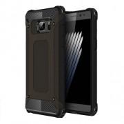 Armor Guard Plastic + TPU Hybrid Case for Samsung Galaxy Note7 SM-N930 - Black
