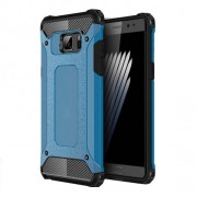 Armor Guard Plastic + TPU Hybrid Case for Samsung Galaxy Note7 SM-N930 - Baby Blue