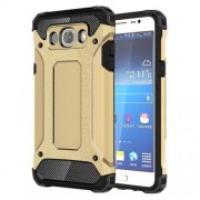 Cool Armor PC + TPU Combo Cover for Samsung Galaxy J5 (2016) - Gold