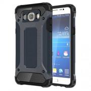 Cool Armor PC + TPU Hybrid Phone Cover for Samsung Galaxy J5 (2016) - Dark Blue