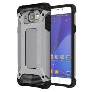 Armor PC TPU Shell for Samsung Galaxy A5 SM-A510F (2016) - Grey