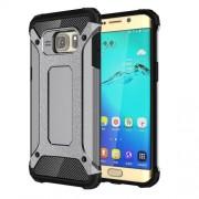 Armor PC + TPU Hybrid Shell Cover for Samsung Galaxy S6 edge+ G928 - Grey