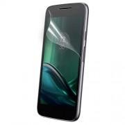 Διάφανη Μεμβράνη Προστασίας Οθόνης για Motorola Moto G4 Play