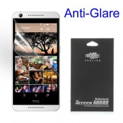 Anti-glare Matte Screen Guard Membrane for HTC Desire 626 with Black Package