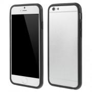 Θήκη Bumper Σιλικόνης TPU για iPhone 8 / 7 / 6 / 6s - Μαύρο