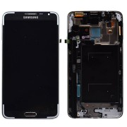 Original Samsung LCD + Digitizer Touch Screen for Samsung Galaxy Note 3 Neo SM-N7505 - Black (GH97-15540A)