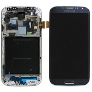 Samsung Lcd Display + Digitizer Touch Screen for Galaxy S4 i9505 - Black (GH97-14655B)