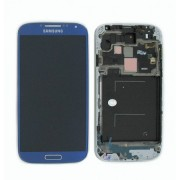 Samsung Lcd Display + Digitizer Touch Screen for Galaxy S4 i9505 - Blue (GH97-14655C)