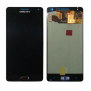 Original Samsung LCD + Digitizer Touch Screen for Samsung Galaxy A5 - Black (GH97-16679B)