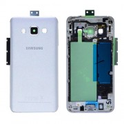 Original Samsung Battery Cover for Samsung Galaxy A3 SM-A300F - Silver (GH96-08196C)