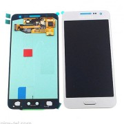 Original Samsung LCD + Digitizer Touch Screen for Samsung Galaxy A3 SM-A300F - Silver (GH97-16747C)