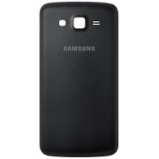 Original Samsung Battery Cover for Samsung Galaxy Grand 2 - Black (GH98-30233B)