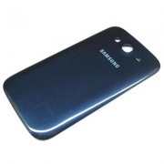 Original Samsung Battery Cover for Samsung Galaxy Grand i9082 - Blue (GH98-26007B)