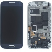 Original Samsung LCD + Digitizer Touch Screen for Samsung Galaxy S4 Mini - Black (GH97-14766A)