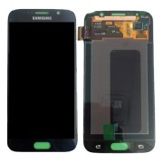 Original Samsung LCD + Digitizer Touch Screen for Samsung Galaxy S6 SM-G920F - Black (GH97-17260A)