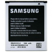 Original Samsung Battery EB425161LU for Samsung Galaxy S Duos S7562 / S3 mini 3.8V, 1500 mAh
