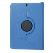 Περιστρεφόμενη Θήκη Βιβλίο με Βάση Στήριξης για Samsung Galaxy Tab S2 9.7 T810 T815 - Γαλάζιο