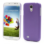 0.3mm Ultra Thin Frosted Hard Case for Samsung Galaxy S IV S4 i9500 i9505 - Purple