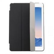 Δερμάτινη Θήκη Βιβλίο Tri-fold με Βάση Στήριξης για iPad Air 2 - Μαύρο