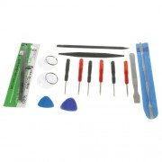 15 in 1 Screwdriver Tweezer Etc Disassemble Repair Tools Set for All Smartphones