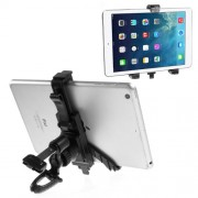 Ball-head Swivel Car Auto Air Vent Mount Cradle Holder for 7-12 inch Tablets (50002278)
