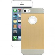 Moshi iGlaze Armour Thin Metal Case for iPhone 5 5s SE (99MO061231) - Gold