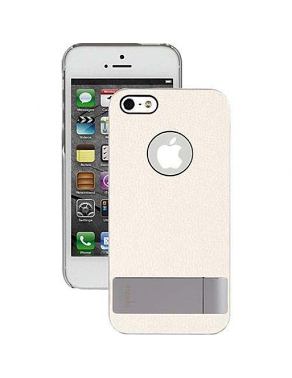 huge discount 2ce3f c2ece Moshi iGlaze Kameleon Hard Case with Kickstand for iPhone 5 5s SE  (99MO061102) - White (50003496) by stoucky.gr