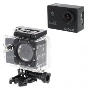 SJCAM SJ4000 12MP 1080P Full HD 1,5-inch Waterproof Sports DV Camera WiFi - Black
