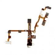 Καλωδιοταινία Ήχου για iPhone 3G / 3GS - Λευκό